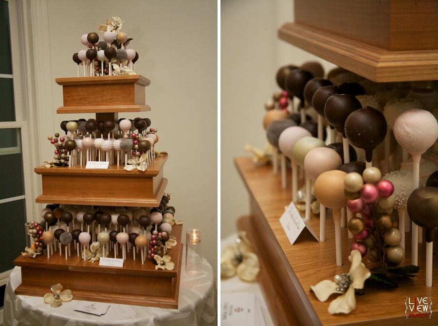Wedding Cake Pops Raleigh Cake Pops