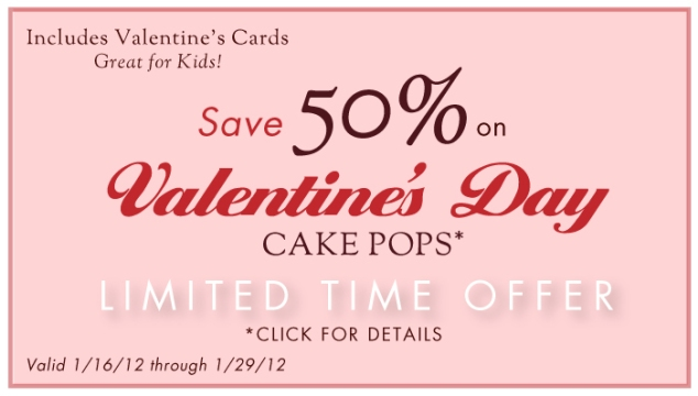 Raleigh Cake Pops Deal
