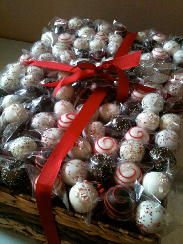 Corporate Amp Holiday Gifts Send Cake Pops
