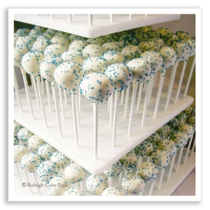 Tiered Cake Pop Stand