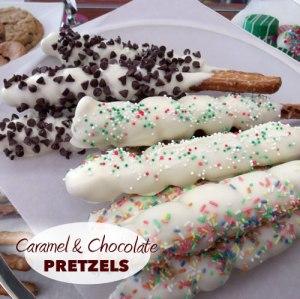 Caramel-Pretzels